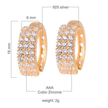 Load image into Gallery viewer, CURIO 925 EARRINGS | 9210811
