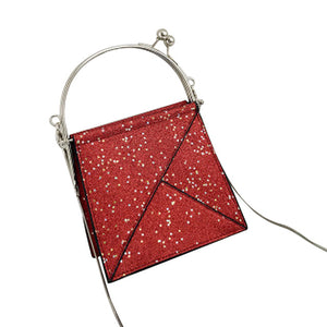 Fashion Women Messenger Bags PU Leather Sequins