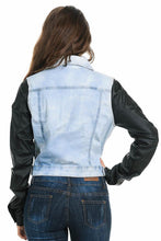Load image into Gallery viewer, M.Michel Women's Denim Jacket - Style 492