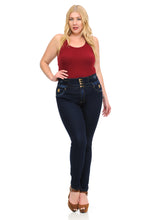 Load image into Gallery viewer, M.Michel Jeans - Missy Size - HW - A10065