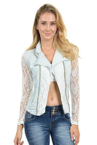 Sweet Look Women's Denim Jacket - Style 768