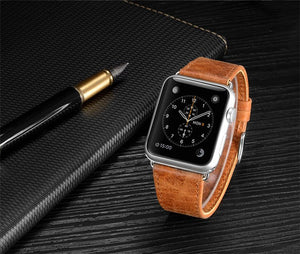 Apple Watch Genuine Leather Strap iwatch band