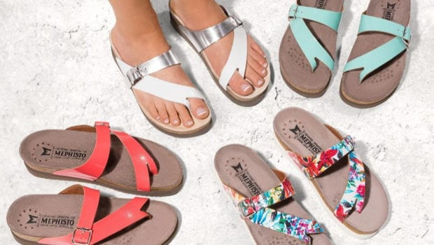 The Best Sandals for the Beach