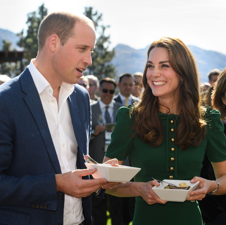 La dieta quotidiana di Kate Middleton sembra sana e deliziosa