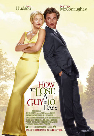 Yellow Column Long Evening Dress In Movie How to Lose a Guy in 10 Days