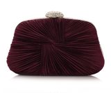 Purple Cheap Handbags For Wedding & Prom