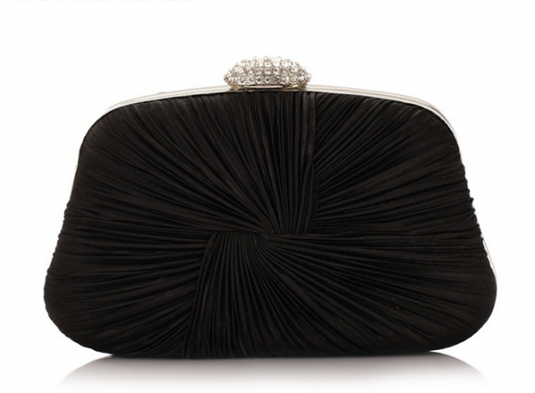 Black Cheap Handbags For Wedding & Prom