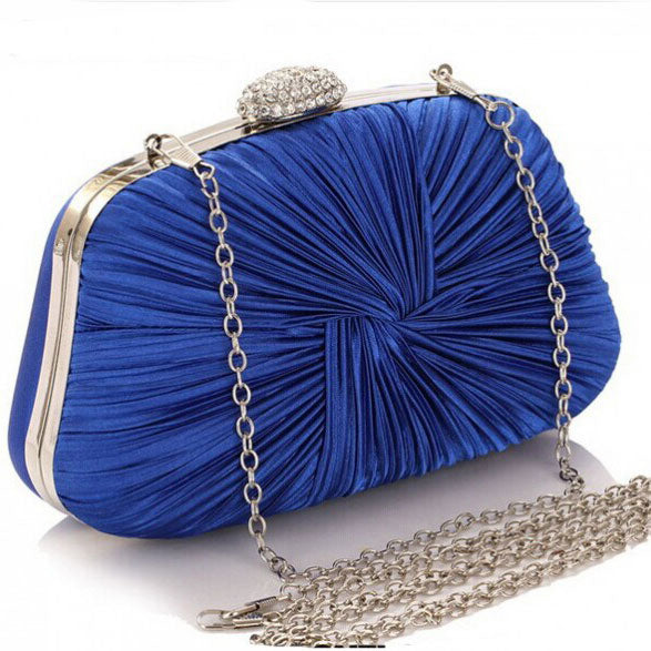 Silver Cheap Handbags For Wedding & Prom