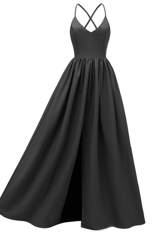 productos / Black-A-line-V-neck-Spaghetti-Straps-Prom-Gown-_2.jpg