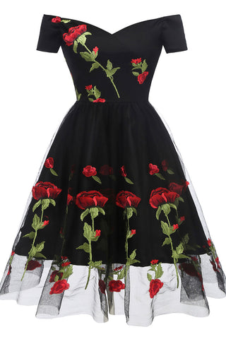 prodotti / Black-off-the-spalla-Rose-Ricamato-A-line-Prom-Dress-_1.jpg