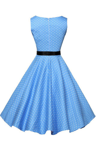 produkte / Blue-Polka-Knot-Sleeveless-Belted-Dress-_1.jpg