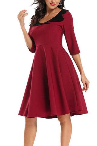 products/BurgundyScoopHalfSleeveA-lineCocktailDress_4.jpg