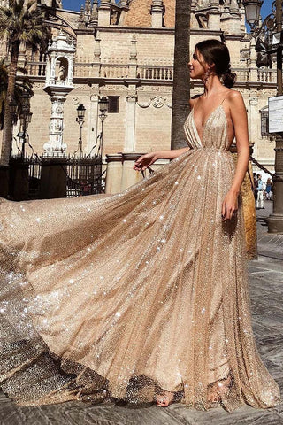 products / Champagne-Sparkly-Sequin-Tiefer-V-Ausschnitt-Prom-Dress-_3.jpg