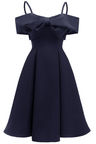 prodotti / Chic-scuro-Navy-off-the-spalla-A-line-Prom-Dress-_1.jpg