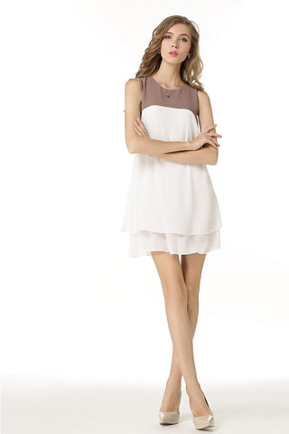 prodotti / Color-block-asimmetrico-Hem-maniche-Chifon-Dress-_3.jpg