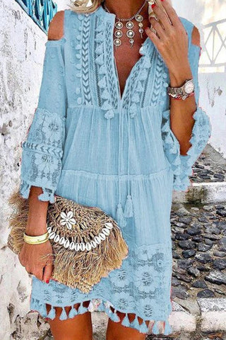 products / Cutout_Shoulder_Lace_Fringe_Dress_5.jpg