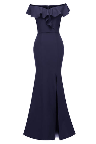 productos / Dark-Navy-Mermaid-Off-the-shoulder-Slit-Prom-Dress.jpg