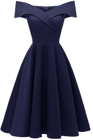 produits / Dark-Navy-Off-the-épaule-Satin-A-line-Prom-Dress-_1.jpg