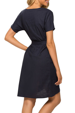 produits / Dark_Navy_Lace-up_Casual_Dress_2.jpg