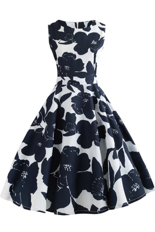 produkte / Floral-Lace-up-Sleeveless-Vintage-Dress.jpg