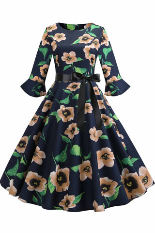 productos / Floral-Print-Boatneck-A-line-Dress-_3.jpg