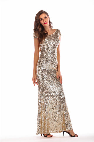 produkte / Gold-Mermaid-Cap-Sleeves-Backless-Sparkly - Abschlussball-Kleid --_ 2.jpg