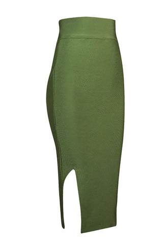 products/Green-Sexy-Slit-Knee-Length-Bandage-Dress-1.jpg