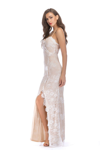products / Ivory-Lace-Spaghetti-Straps-Backless-Sleeveless-Bodycon-Abschlussball-Kleid --_ 4.jpg