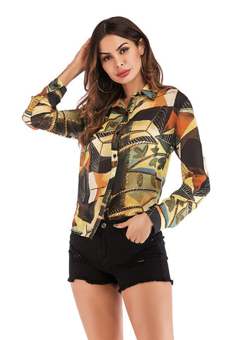 products/Leafy-Print-Lapel-Single-Breasted-Blouse-_4.jpg