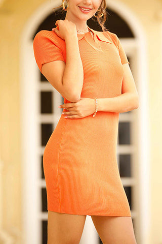 products/OrangeKnitShortLapelSheathDress_2.jpg