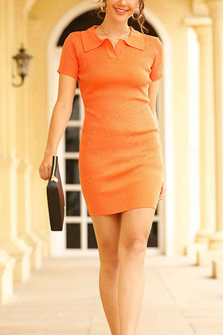 products/OrangeKnitShortLapelSheathDress.jpg
