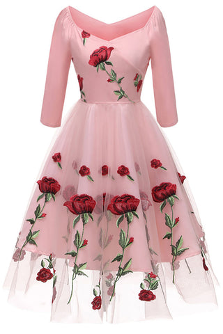 productos / Pink-A-line-Embroidered-Prom-Dress-With-Long-Sleeves-_1.jpg