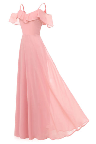 products/Pink-Off-the-shoulder-Spaghetti-Straps-A-line-Bridesmaid-Dress-_1.jpg