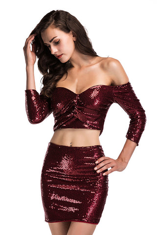 produkte / Pink-Sequined-Off-the-Schulter-Sparkly-Party-Kleid-_3.jpg