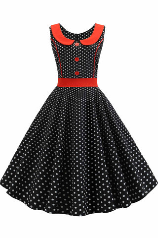 productos / Pink_Polka_Dot_Babydoll_Button_A-line_Dress_1.jpg