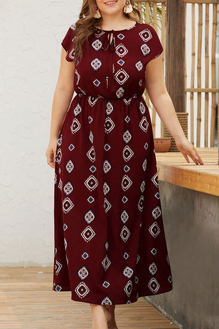 prodotti / Plus_Scoop_Print_Dress_4.jpg