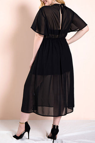 prodotti / Plus_Size_Ruffled_Chiffon_Dress_1.jpg