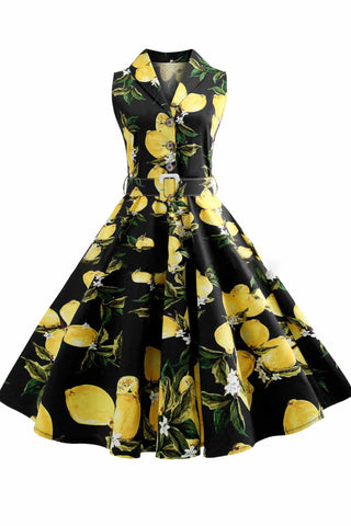 productos / Printed-Belt-Lapel-Sleeveless-Dress.jpg