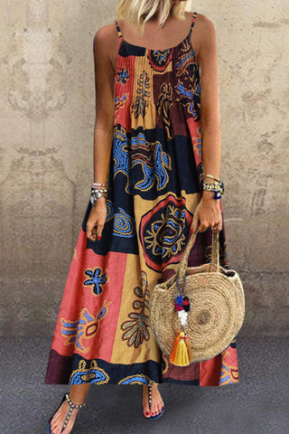 products / Printed_Sleeveless_Spaghetti_Straps_Maxi_Dress_2.jpg