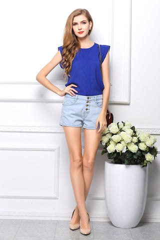 prodotti / Royal-Blue-volant-Trim-See-Through-chiffon-Tee-_3.jpg