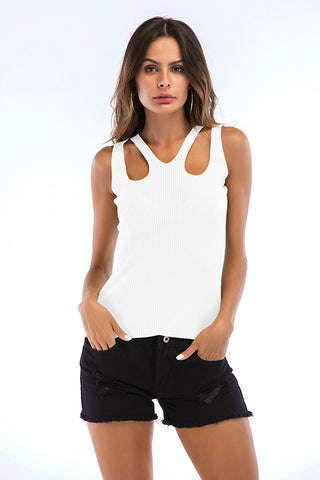 Produkte / Solid-Cut-Out-ärmelloses-tailliertes-Strick-Tank-Top --_ 1.jpg
