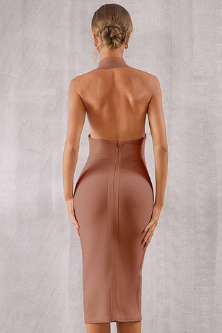 produkte / Solid-V-neck-Halter-Backless-Bandage-Dress-_3.jpg