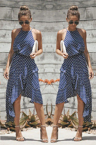 products / SummerWomen_sPolkaDotAsymmetricalDress_2.jpg