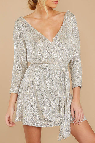 products / V-Neck_Belted_Sequins_Dress_2.jpg