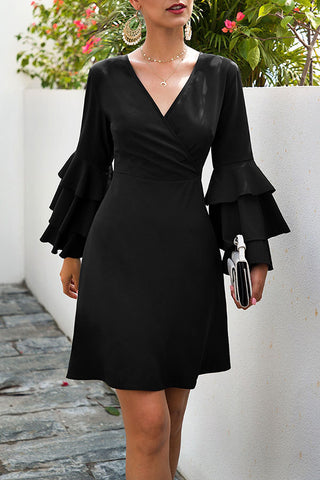 produits / V-Neck_Ruffles_Sleeves_Dress_1.jpg