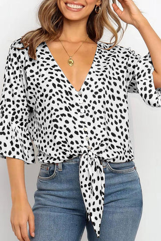 products/V-neck_Print_Single_Breasted_Blouse_2.jpg