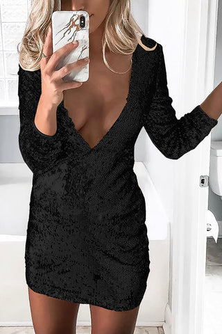 products / V-neck_Sequins_Bodycon_Dress_3.jpg