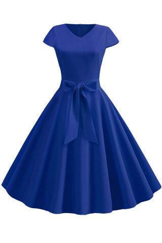 productos / Vintage-Hepburn-V-neck-Bowknot-Swing-Dress-_1.jpg