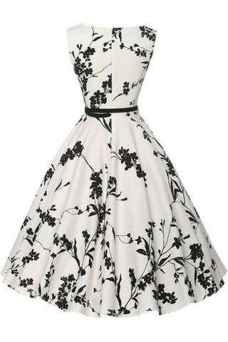 productos / Vintage-Round-Neck-Belt-Hepburn-Printed-Dress-_1.jpg