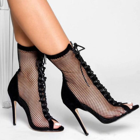 products / Women_sPeep-toeTulleHollowStilettoHeelsBootsWithLace-upShoes_2.jpg